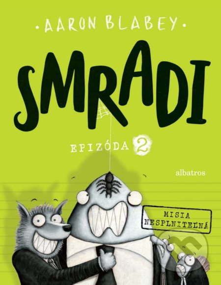 Interdrought2020.com Smradi: Epizóda 2 Image
