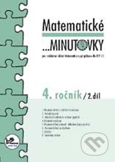 Bthestar.it Matematické minutovky pro 4. ročník - 2. díl Image