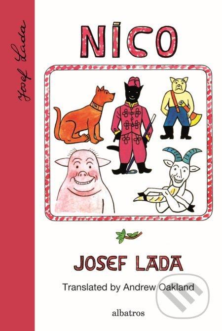 Nico - Josef Lada ALBATROS