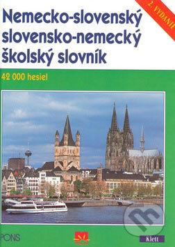 Peticenemocnicesusice.cz Nemecko-slovenský a slovensko-nemecký školský slovník Image