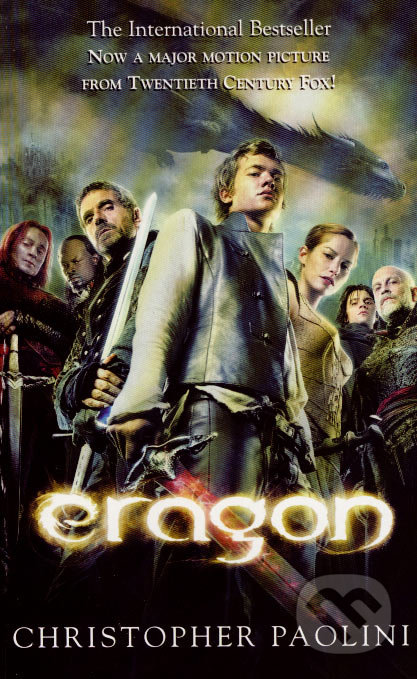Kniha Eragon (Christopher Paolini)