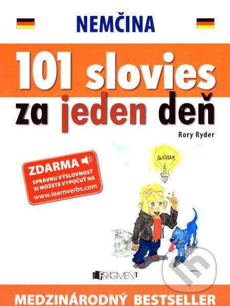 Fatimma.cz Nemčina - 101 slovies za jeden deň Image