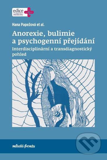 Anorexie, bulimie a psychogenní přejídání - Hana Papežová