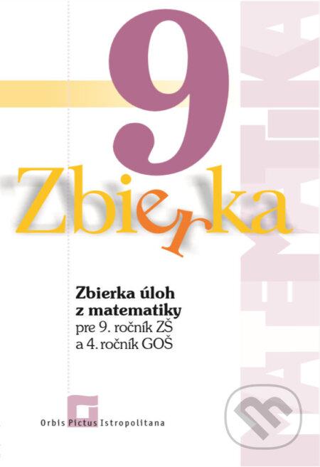 Fatimma.cz Zbierka úloh z matematiky pre 9. ročník ZŠ a 4. ročník GOŠ Image