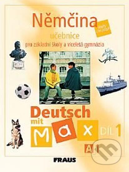 Newdawn.it Němčina Deutsch mit Max A1/díl 1 Image