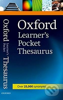 Oxford Learner's Pocket Thesaurus -