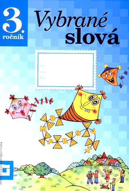 Fatimma.cz Vybrané slová (Pracovný zošit pre 3. ročník) Image