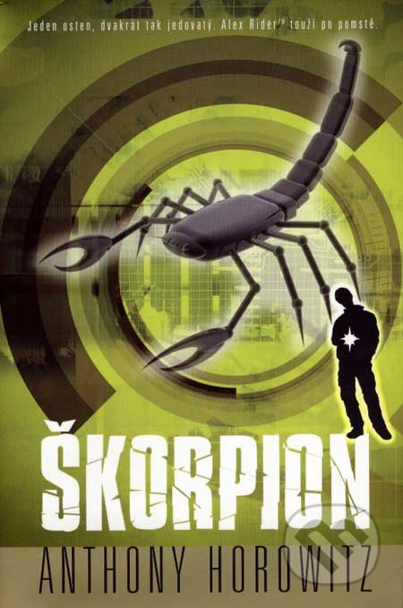 Škorpion - Anthony Horowitz