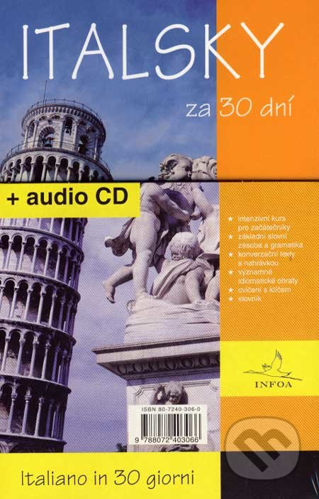 Italsky za 30 dní + audio CD -