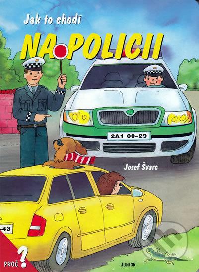 Jak to chodí na policii - Dana Winklerová, Josef Švarc