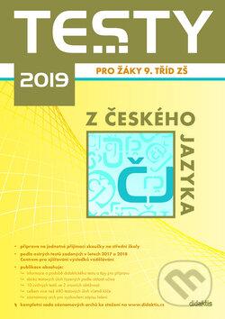 Testy 2019 z českého jazyka - Didaktis ČR