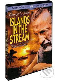 Ostrovy uprostřed proudu DVD