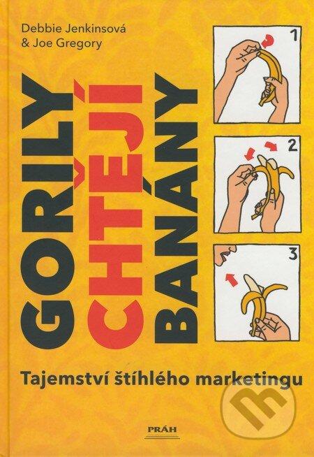Fatimma.cz Gorily chtějí banány Image