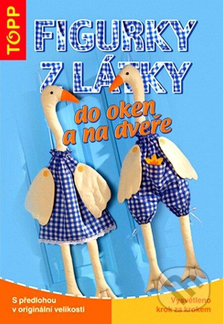 Fatimma.cz Figurky z látky do oken a na dveře Image