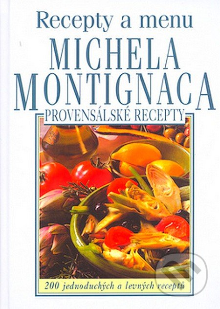 Recepty a menu Michela Montignaca -