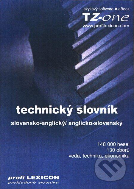 Peticenemocnicesusice.cz Slovensko-anglický a anglicko-slovenský technický slovník na CD Image