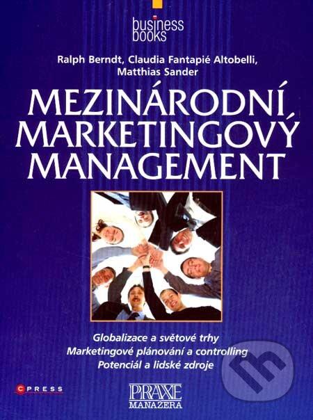 Fatimma.cz Mezinárodní marketingový management Image