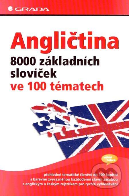 Siracusalife.it Angličtina - 8000 základních slovíček ve 100 tématech Image