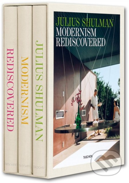 Julius Shulman, Modernism Rediscovered, 3 Vols. - Julius Shulman