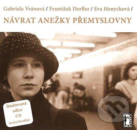 Newdawn.it Návrat Anežky Přemyslovny + CD Image
