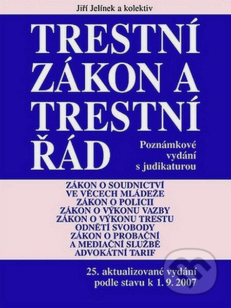 Fatimma.cz Trestní zákon, trestní řád Image