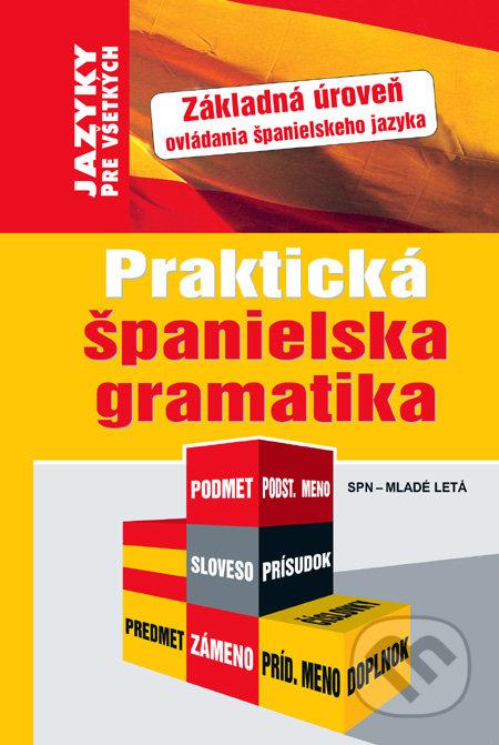 Interdrought2020.com Praktická španielska gramatika Image