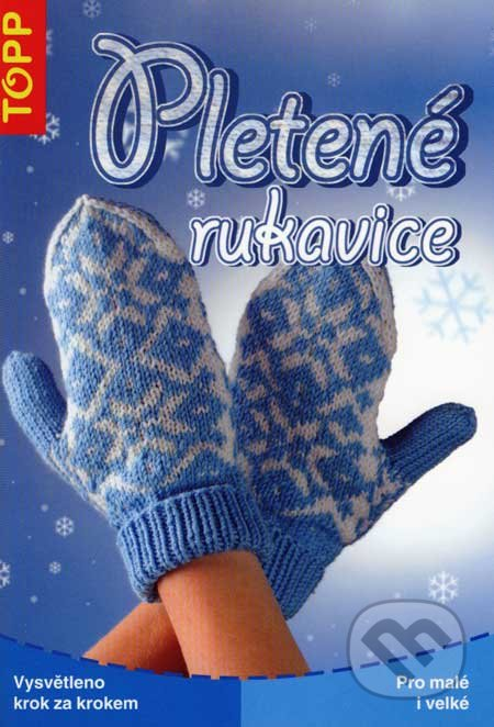86aeb60bb2fef Kniha: Pletené rukavice (Anagram) | Martinus