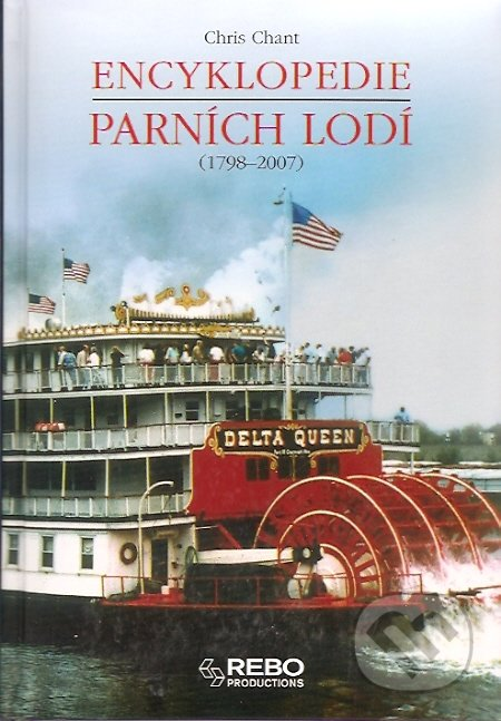 Fatimma.cz Encyklopedie parních lodí (1798 – 2007) Image