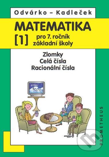 Newdawn.it Matematika pro 7. ročník ZŠ - 1. díl Image