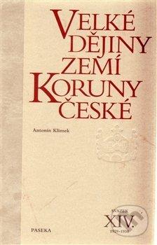 Velké dějiny zemí Koruny české XIV. - Petr Hofman