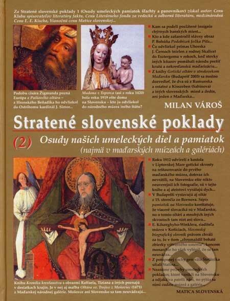 Interdrought2020.com Stratené slovenské poklady 2 Image