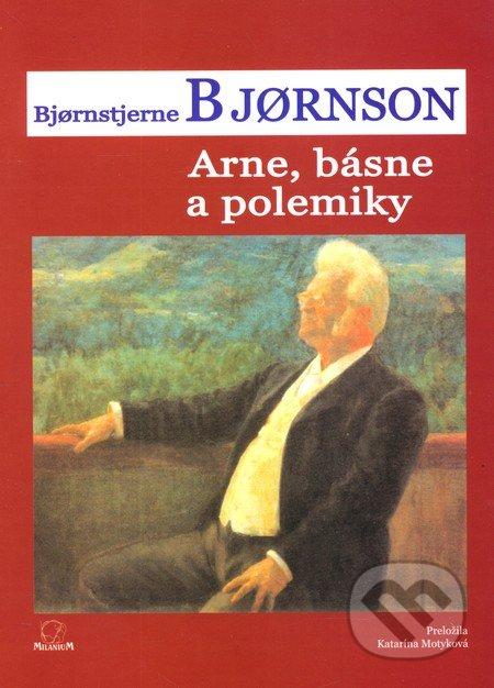 Beenode.cz Arne, básne a polemiky Image
