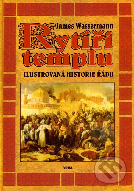 Rytíři Templu - James Wassermann