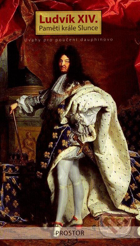 Interdrought2020.com Ludvík XIV. - Paměti krále Slunce Image