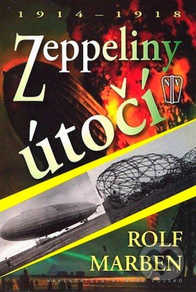 Fatimma.cz Zeppeliny útočí Image