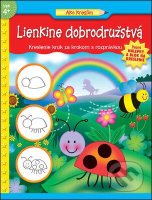 Fatimma.cz Lienkine dobrodružstvá Image