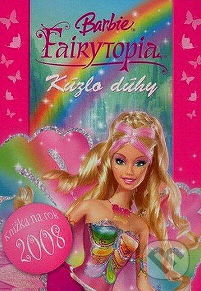 Fatimma.cz Barbie: Knižka na rok 2008 Image