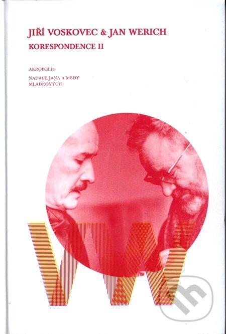 Venirsincontro.it Jiří Voskovec & Jan Werich - Korespondence II Image