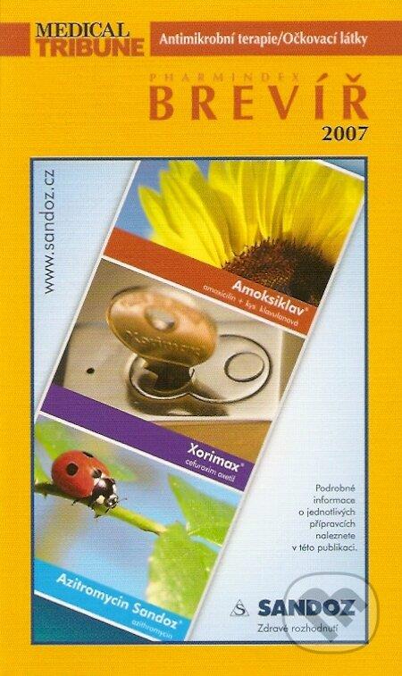 Fatimma.cz Antimikrobní terapie/Očkovací látky - Pharmindex Brevíř 2007 Image