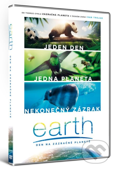 Earth: Den na zázračné planetě - Peter Webber, Richard Dale, Lixin Fan