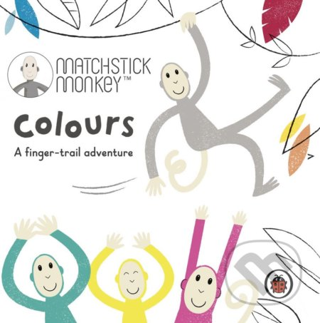 Matchstick Monkey: Colours -