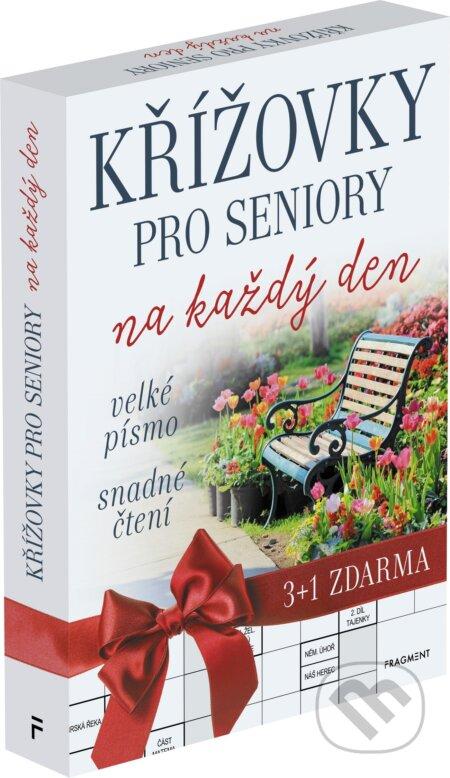Interdrought2020.com Křížovky pro seniory na každý den (BOX) Image