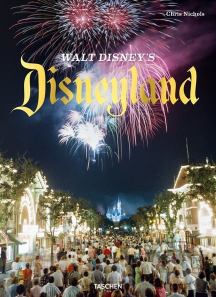Walt Disney's Disneyland - Chris Nichols