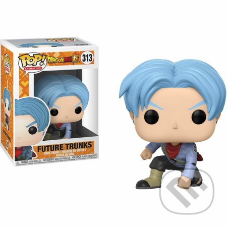 Funko POP! Animation Dragon Ball Super: Future Trunks -