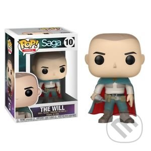 Funko Pop! Comics Saga: The Will -