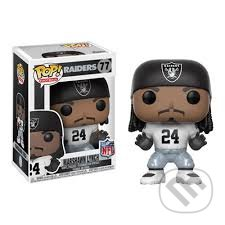 Funko POP! Football NFL Raiders: Marshawn Lynch -