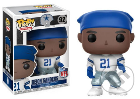 Funko POP! Football NFL Legends Cowboys Home: Deion Sanders -