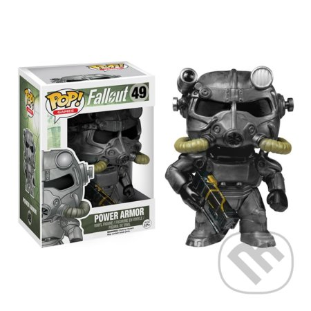 Funko POP! Games: Fallout Power Armor -