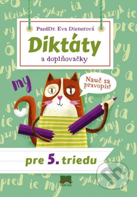 Fatimma.cz Diktáty a doplňovačky pre 5. triedu Image