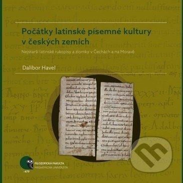 Venirsincontro.it Počátky latinské písemné kultury v českých zemích Image